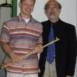 President of Miyazawa Flutes