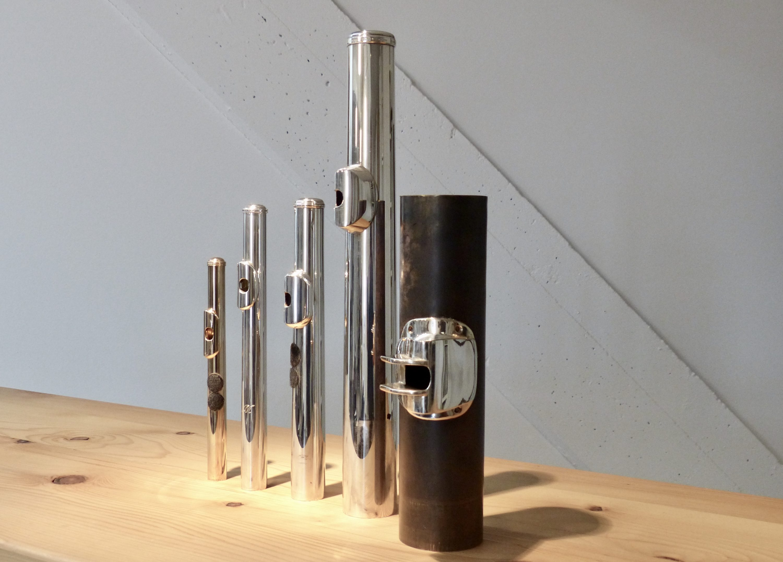 Flute - Alto - Bass - Contrabass & Subcontra Headjoints